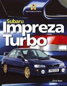 Subaru Impreza Turbo : Haynes Enthusiast Guide Series Hazelbrook Blue Mountains Preview