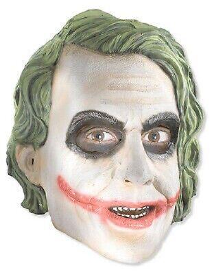 Mask Latex Jocker Batman Maschera Jocker Batman The Dark Knight Trilogy Art.4499