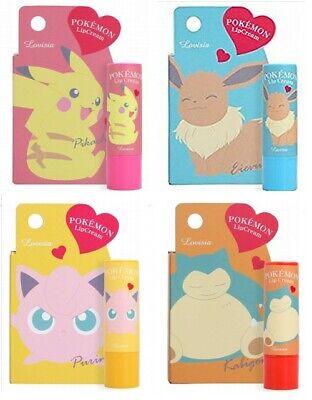 Lip Treatment Balm (New Pokemon Lip Balm & Treatment Cream Moisturizing 4g Gift Japan f/s)