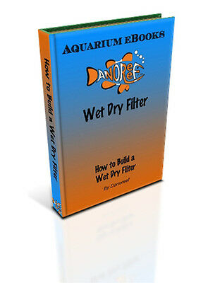 DIY Wet Dry Filter plans. How to Build a Wet Dry Filter.