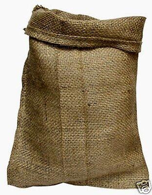 """Large 20"""" x 36"""" Natural Burlap Bags / Burlap Sacks ~ 3 feet long - Fish Bag"""