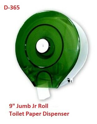 9 Jr Jumbo Roll Toilet Paper Towels Tissue Dispenser D-365 Haotian