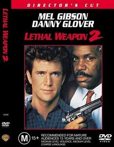 Lethal Weapon 2 DVD New/Sealed Region 4