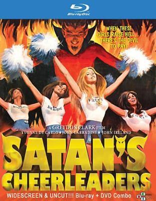 Cheerleader Disc (SATAN'S CHEERLEADERS NEW BLU-RAY)