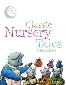 Classic Nursery Tales, Graham Percy, New Book