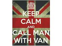 Man with van low low prices fast service!!