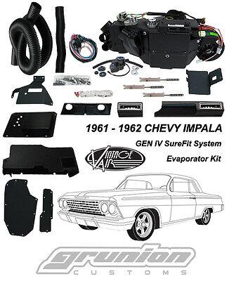 Vintage Air Chevy Imapla w/AC 1961 1962 Air Conditioning Evaporator Unit
