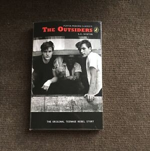 The Outsiders By S.E Hinton Elwood Port Phillip Preview