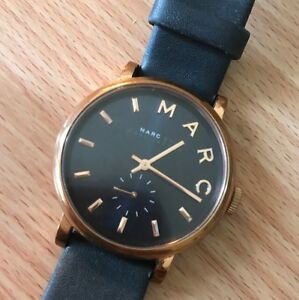Marc Jacobs Simple Leather Watch Werrington Penrith Area Preview