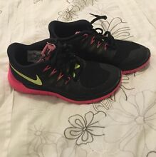 Nike Free 5.0 Shoes (Size US 5.5) Ellenbrook Swan Area Preview
