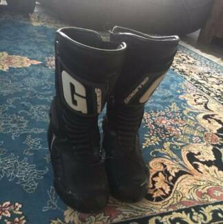 Gaerne G-RT Motorbike boots Size EU37, USA 4