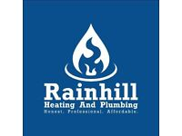 Gas safe engineer plumber boiler repair service install bathrooms