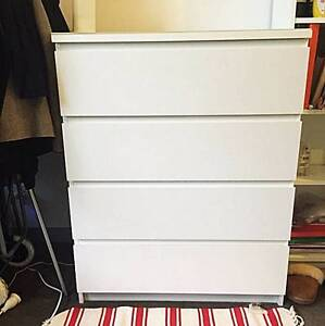 Chest of 4 drawers URGENT** Carlton Melbourne City Preview