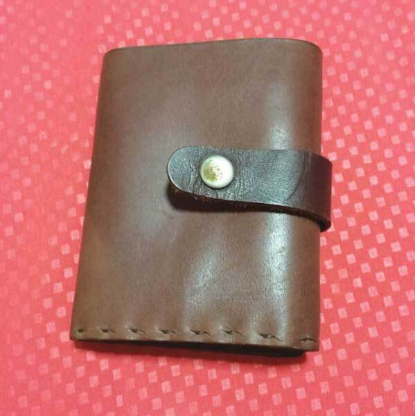 Hand Make Leather wallet