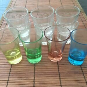 10 x Shot Glasses Strathfield Strathfield Area Preview