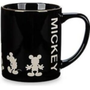 New: Disney Parks Mickey Mouse Coffee Mug :)