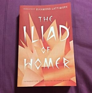 Iliad richmond lattimore