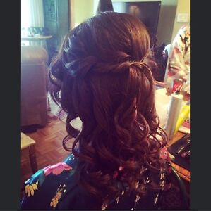On site hairstylist for your wedding day! Stratford Kitchener Area image 7