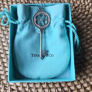 Tiffany & Co key necklace Newcastle Newcastle Area Preview