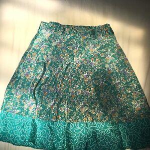 Vintage reversible wrap skirt Woolloomooloo Inner Sydney Preview