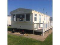 6 berth caravan. Happy Days Beachfield, Chapel