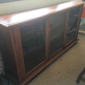 Bookcase/side table Lugarno Hurstville Area Preview