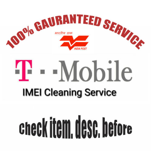 T-Mobile USA - IMEI Fix and Cleaning Service   Unbar any iPhone or Android Model
