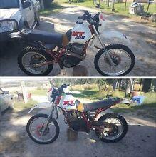 XT 250 Yamaha dirt bike Delungra Inverell Area Preview