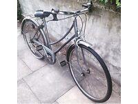 Vintage Ladies Peugeot Road Bike Bicycle
