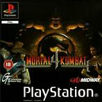 Mortal Kombat 4 (PlayStation 1)