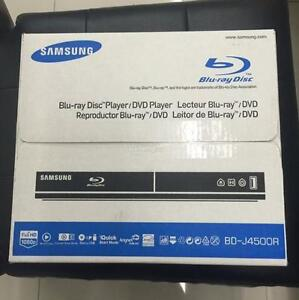 New Never Opened Samsung Blu-ray Player (BD-J4500R) $50obo