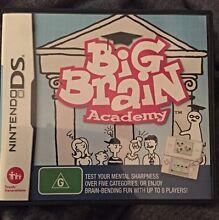Big Brain Academy - Nintendo DS Eltham Nillumbik Area Preview