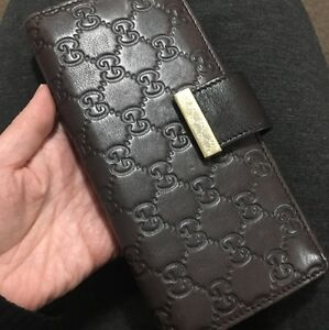 Authentic Gucci Wallet RRP $800 Strathfield Strathfield Area Preview