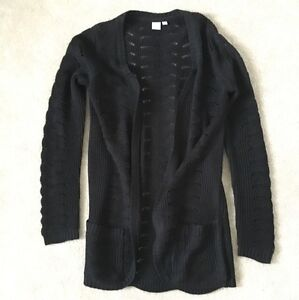 TWIK KNIT OPEN CARDIGAN NEW AND NEVER WORN!