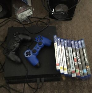 1tb ps4 +2controller+9games Perth Perth City Area Preview