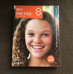 My Maths 8 Textbook Elwood Port Phillip Preview