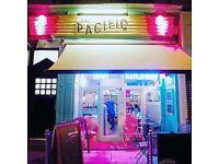 Bar/Restaurant for sale - West end/Partick - £60k -premium