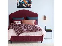 Quilted Bedspread Brand new, was £176. Double bed size