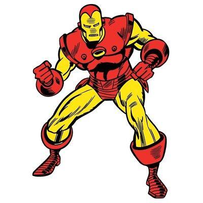 MARVEL THE AVENGERS IRON MAN ARMOR SUIT COMICS ART FRIDGE MAGNET #2 (Avengers 2 Iron Man Suit)