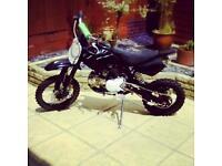 Pit bike 125cc forsale