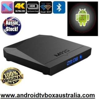 M92S Android 7.1 TV Box Internet Media Streamer Player Dual Wi-Fi