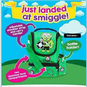 Smiggle - lunch box new Redcliffe Belmont Area Preview