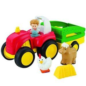 Tracteur pour bébé et enfant