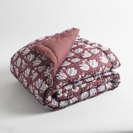 Quilted Bedspread, Throw, Duvet Brand new, was £176. For double bed. Christmas present?