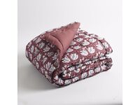 Quilted Bedspread, Throw, Duvet Brand new, was £176. Fits double bed
