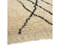 Berber style Rug AM.PM. - NEW