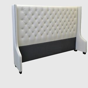 """""""JESSICA"""" BED custom made in Montreal"""