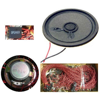 """Internal PC Motherboard/Case Beep 2.25"""" Speaker.5watt+25""""cable/cord/wire4pin end"""