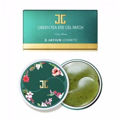 JAYJUN Green Tea Eye Gel Patch 1.4g x 60ea - Made in Korea