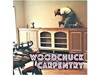 Friendly Handyman & Carpenter, bespoke furniture, reclaimed wood projects WOODCHUCK CARPENTRY